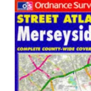 Ordnance Survey Merseyside Street Atlas (OS / Philip's street atlases)