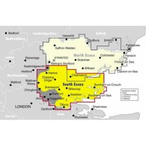 Ordnance Survey South Essex Street Atlas
