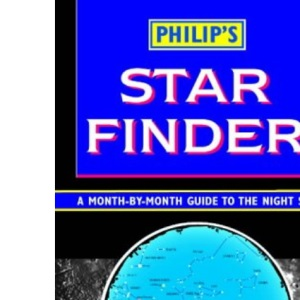 Star Finder: A month-by-month guide to the night sky (Astronomy)(Philip's)