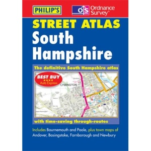 Philip's Street Atlas South Hampshire