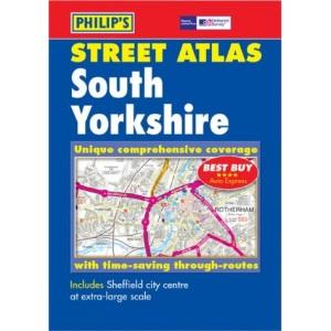 Philip's Street Atlas South Yorkshire: Pocket (Pocket Street Atlas)