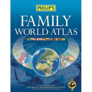 Philip's Family World Atlas
