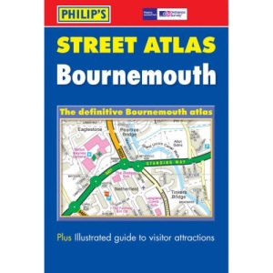 Philip's Street Atlas Bournemouth