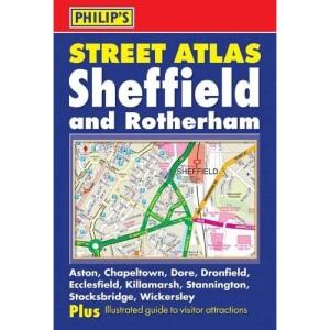 Philip's Street Atlas Sheffield and Rotherham (City Street Atlases)
