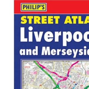 Philip's Street Atlas Liverpool and Merseyside (Philip's Street Atlases)