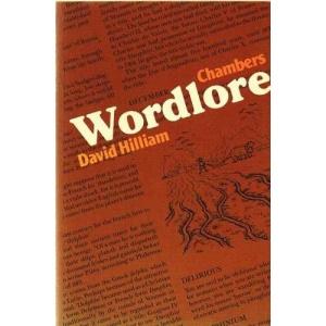 Chambers Wordlore