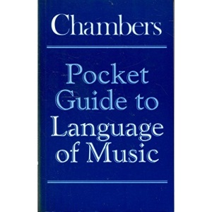 Pocket Guide to the Language of Music