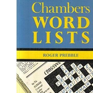 Chambers Word Lists