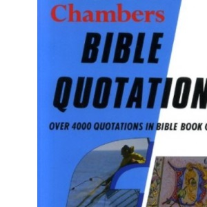 Chambers Bible Quotations