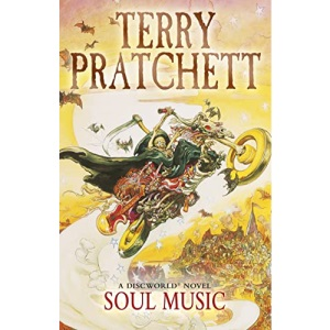 Soul Music: A Discworld Novel
