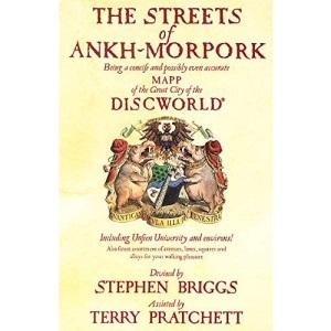 The Streets of Ankh Morpork (Discworld)