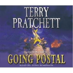 Going Postal: A Discworld Novel (Discworld Novels)