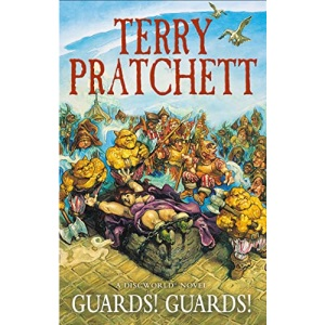 Guards! Guards!: (Discworld Novel 8): the bestseller that inspired BBC's The Watch (Discworld Novels)