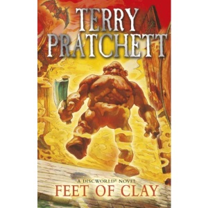 Feet Of Clay: (Discworld Novel 19): from the bestselling series that inspired BBC's The Watch (Discworld Novels)