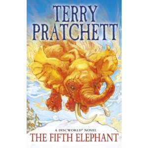 The Fifth Elephant: (Discworld Novel 24): from the bestselling series that inspired BBC's The Watch (Discworld Novels)