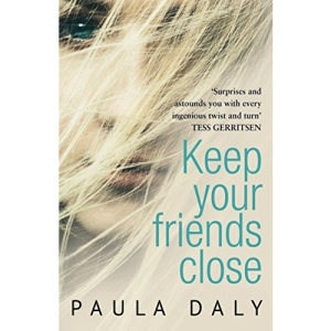 Keep Your Friends Close: 'The UK's answer to Liane Moriarty' Claire McGowan