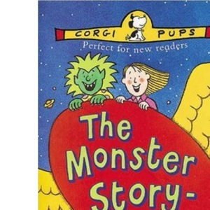 The Monster Story-teller (Corgi Pups)