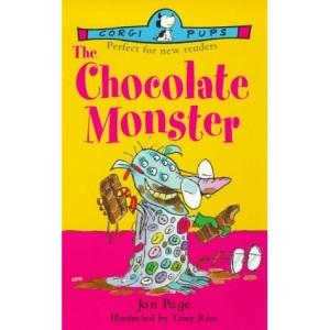 The Chocolate Monster (Corgi Pups)