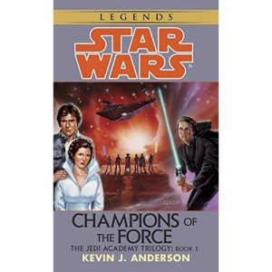 Star Wars Jedi Academy: Champions of the Force: Book 3