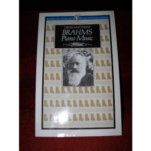 Brahms Piano Music (Ariel Music Guides)