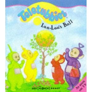 Teletubbies- Laa-Laa's Ball(Pb)