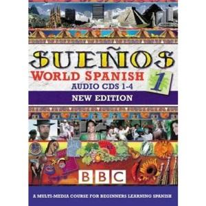 Suenos World Spanish 1 CDs 1-4 (Sueños)