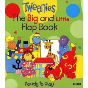 Tweenies: Big and Little Flap Book