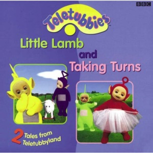 2 Tales from Teletubbyland: Little Lamb and Taking Turns (Teletubbies)