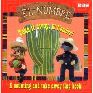 El Nombre: Take it Away El Nombre! - A Counting and Take-away Flap Book