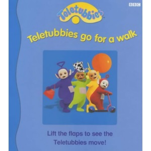 Teletubbies- Teletubbies Go For a Walk(Laminated)