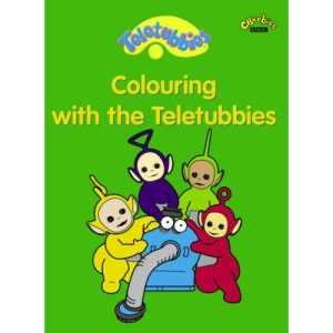 Colouring with the Teletubbies