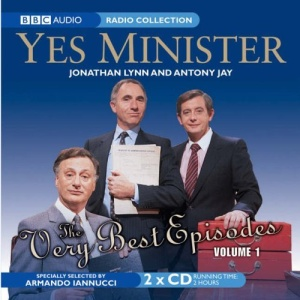 """""""Yes Minister"""", the Very Best Episodes: v. 1 (BBC Audio)"""