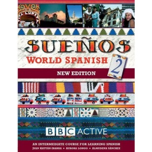 SUENOS WORLD SPANISH 2 INTERMEDIATE COURSE BOOK (NEW EDITION (Sueños)