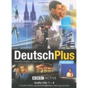 Deutsch Plus: Compact Disc Pack