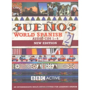 Suenos World Spanish: Compact Disk Pack No. 2 (Sueños)