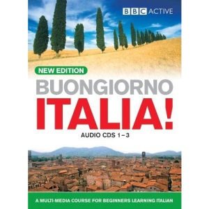BUONGIORNO ITALIA! Audio CD's (NEW EDITION): Audio CD Pack