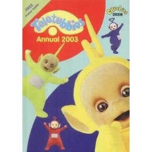 Teletubbies- Teletubbies Annual 2003(Pplcwoj)
