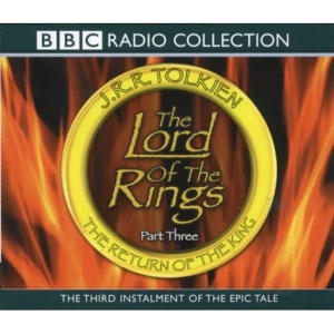 Lord of the Rings - Return of the King (Audio CD): Return of the King Vol 3