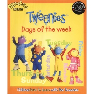 Tweenies - Days of the Week (Learning together)