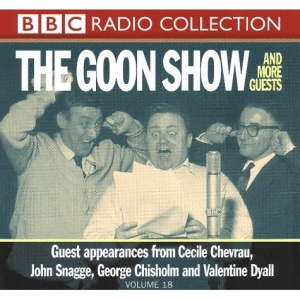 The Goon Show Classics: v.18: Vol 18 (BBC Radio Collection)