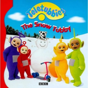 Teletubbies- the Snow Tubby(Pb) (Teletubbies storybook)