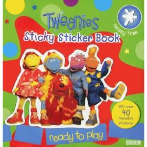 Tweenies- Sticky Sticker Book(Pb): Activity Book 2 (Tweenies activity)