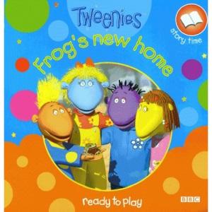 Tweenies- Frog's New Home(Pb): Storybook 3 (Story Time)
