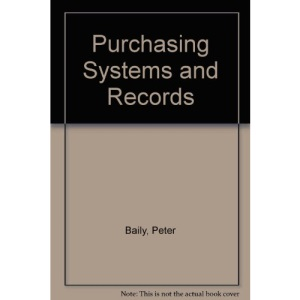 Purchasing Systems and Records