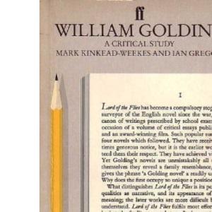William Golding: A Critical Study