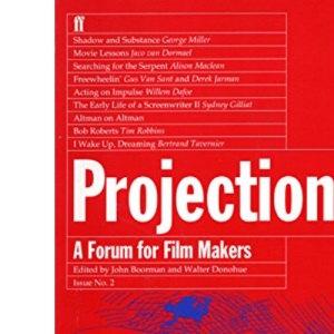 Projections:A Forum for Film Makers. Issue  No. 2: A Year in Film No. 2
