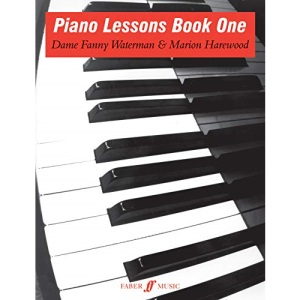 Piano Lessons, Book 1 (Waterman & Harewood Piano)