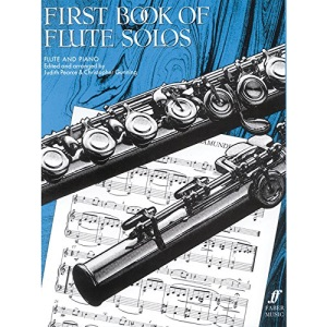 First Book of Flute Solos (Flute & Piano)