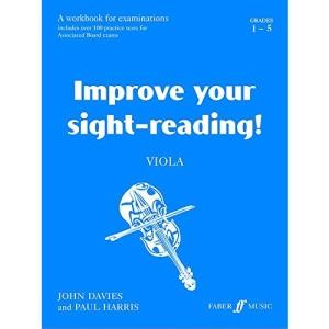 Viola: Grades 1-5 (Improve Your Sight-reading!)