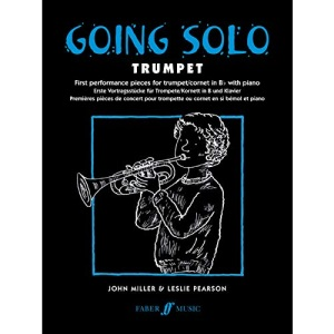 Going Solo: (trumpet and piano) (Trumpet Piano)